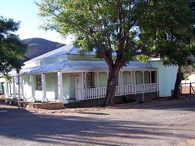 de Rust Western Cape