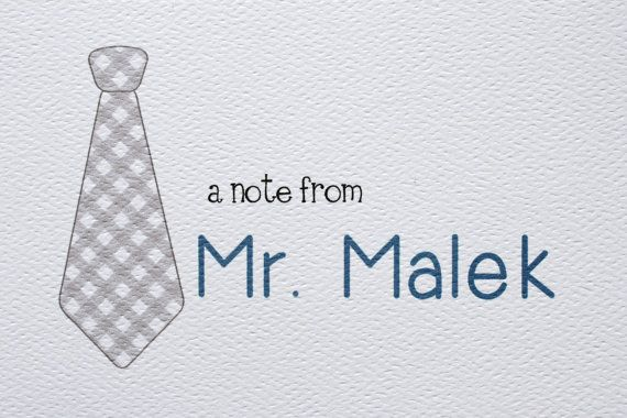 Teacher Note Cards Teacher Gifts Male Teacher Gifts by LivLoveCruz, $12.00