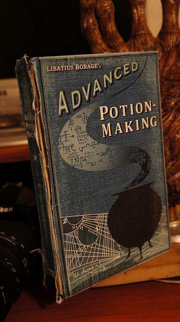 Buch der Zaubertränke