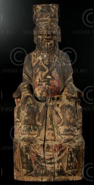 Statue Chinoise YA87F