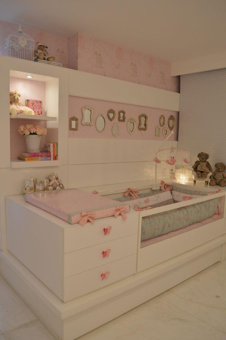 Gorgeous girly nursery