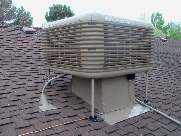 Evaporative Cooler Installation And It's Benefits