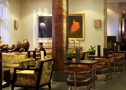 Design de interiores Hotel