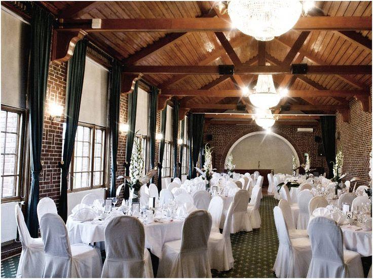 Juhlasali - Festive Hall, Vanajanlinna #vanajanlinna #hotel #wedding