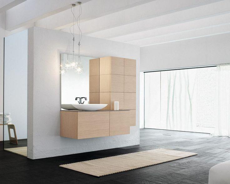 Die besten 25+ Wooden vanity unit Ideen auf Pinterest - badezimmerausstattung