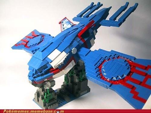 Pokemon Lego Kyogre I Totally Wanna Make This Pok 233 Mon Pinterest Pok 233 Mon Lego And Legos