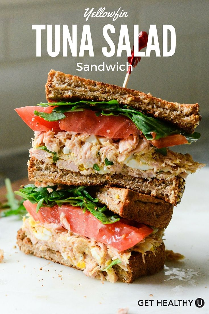 297 best images about recipes healthy sandwiches and for Best tuna fish sandwich
