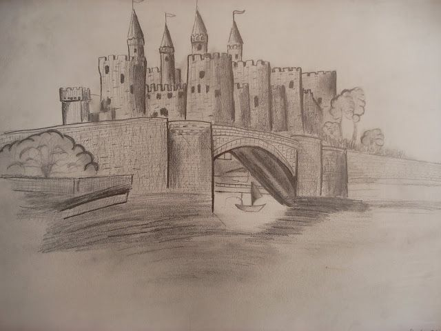 Architecture Drawing Lessons 26 best castles images on pinterest | castle drawing, drawings and