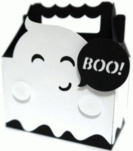 cute ghost box por Nilmara Quintela