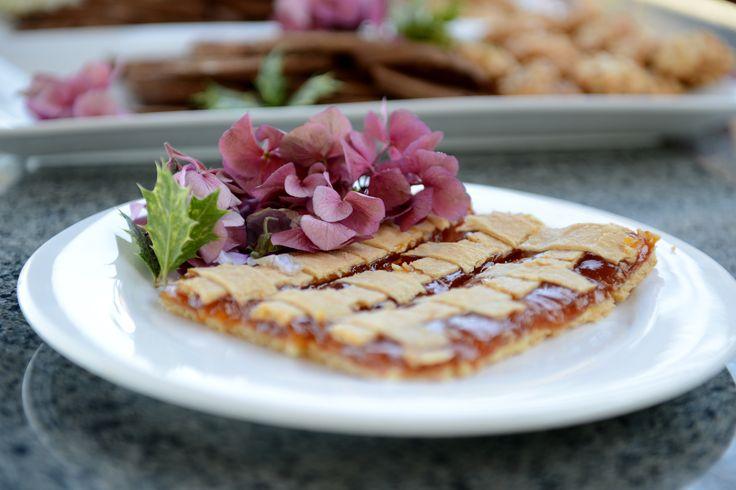 Lidia Celebrates America - Lidia Bastianich's recipe for Fruit Jam Tartlet Cookies - Crostate
