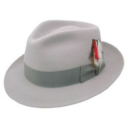 Strand -   Wool Fedora Hat