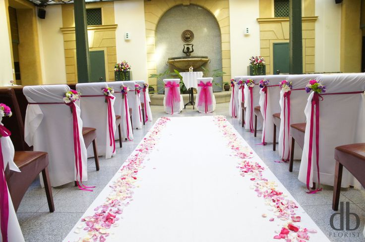 Wedding arrangement in Stara Giełda - Wrocław