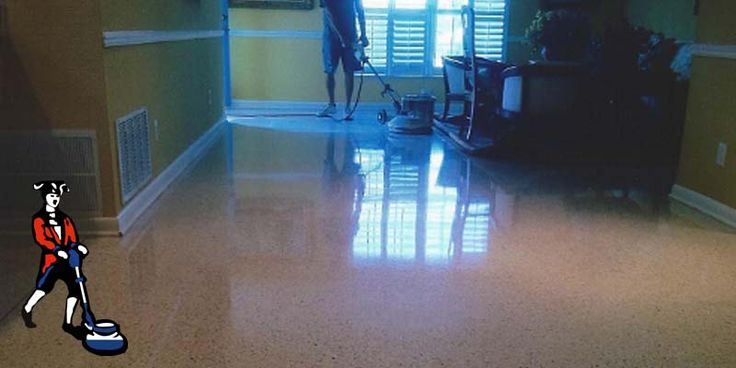 24 Best Terrazzo Cleaning Images On Pinterest Flooring