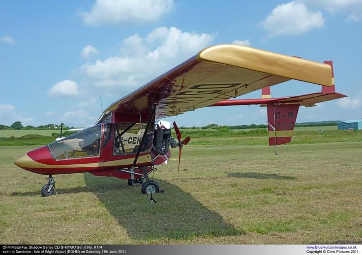 CFM Shadow 503 #aviation #aircraft #microlight #ultralight ...
