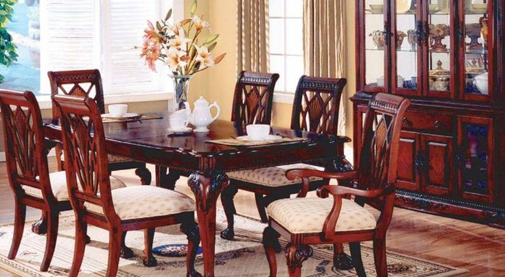 Modern and practical dining table for every home.