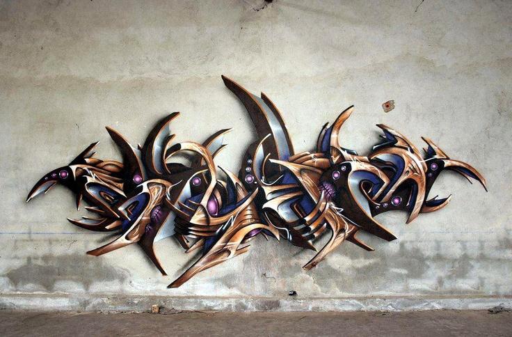 Artist: SPAZM