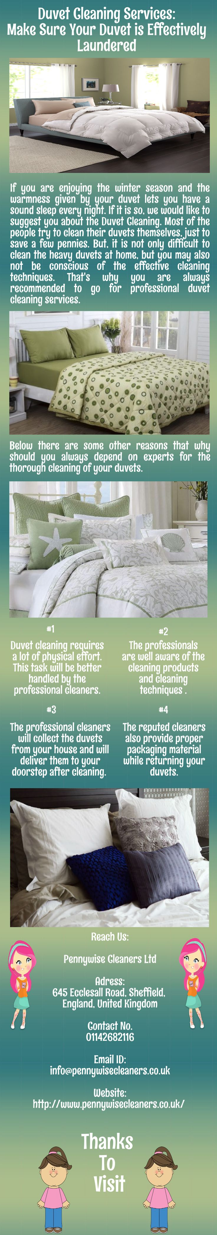 Duvet Cleaning Dry Cost