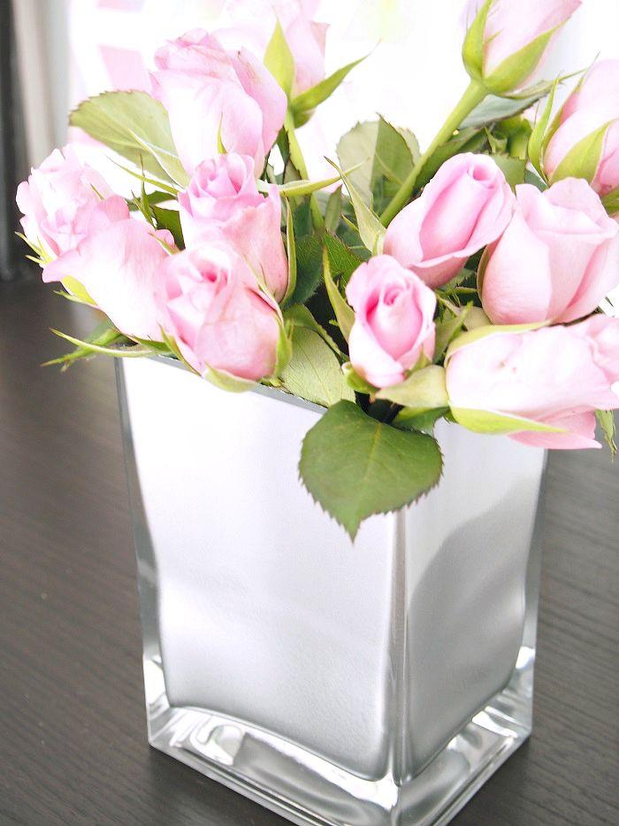 Rose Rosen Vase