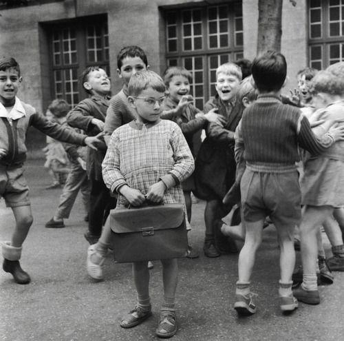Paris 1954 Photo: Robert Doisneau