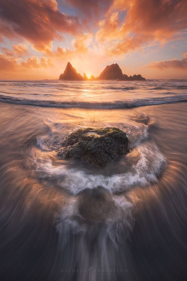 The Pearl of Sutro - Stunning Nature Photography by Michael Shainblum  <3 <3
