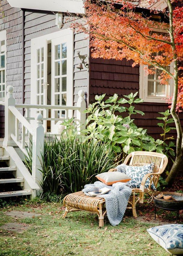The garden seat retreat | Home Beautiful Magazine Australia