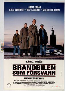 Brandbilen som försvann (1993)