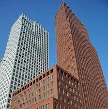 Nieuwbouw Ministerie van Justitie en Binnenlandse zaken in Den Haag