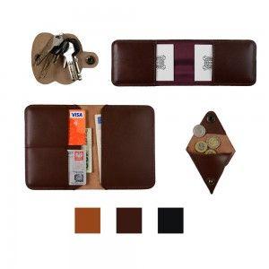 Gentleman's Essentials with Daily Wallet