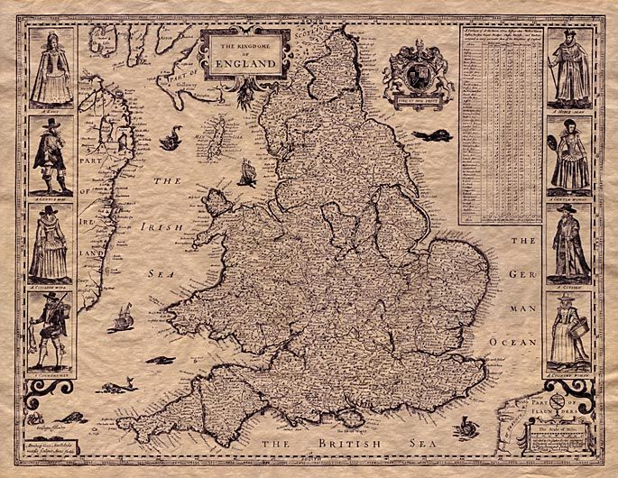 British population history has been shaped by a series of immigrations…