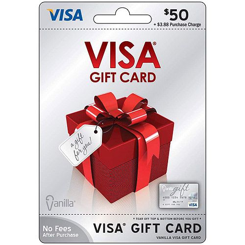 Win A $50 Visa Card For You