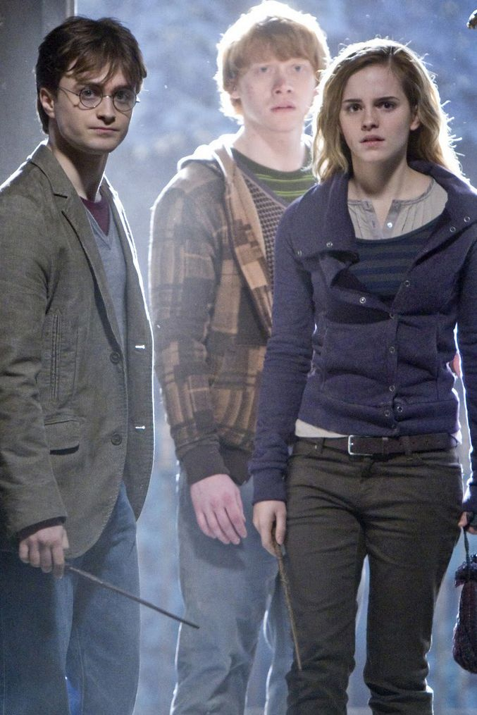 You're About to Geek Out Hard With This Update on Harry Potter, Ron, and Hermione