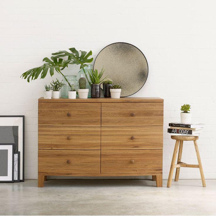 Die besten 25+ niedrige Kommode Ideen auf Pinterest Lagerraum - kommode schlafzimmer modern