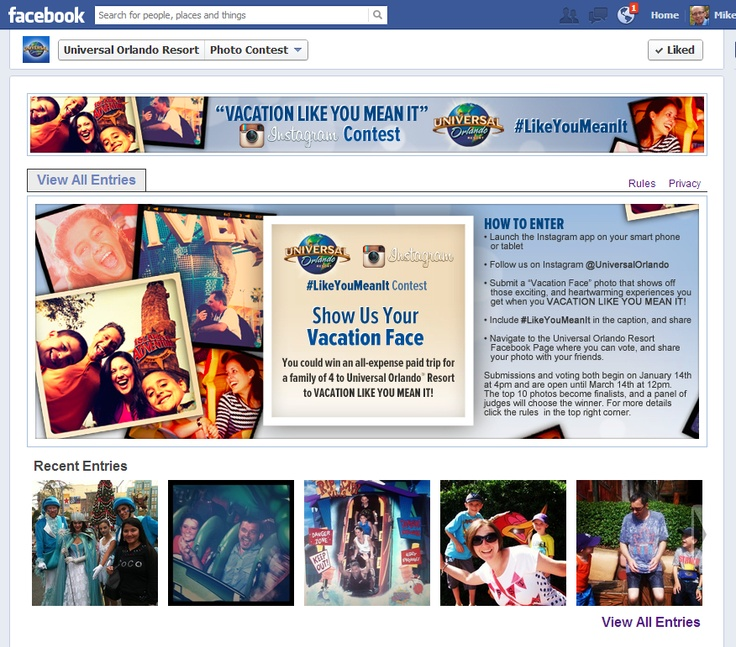 Image result for universal orlando resort facebook post image