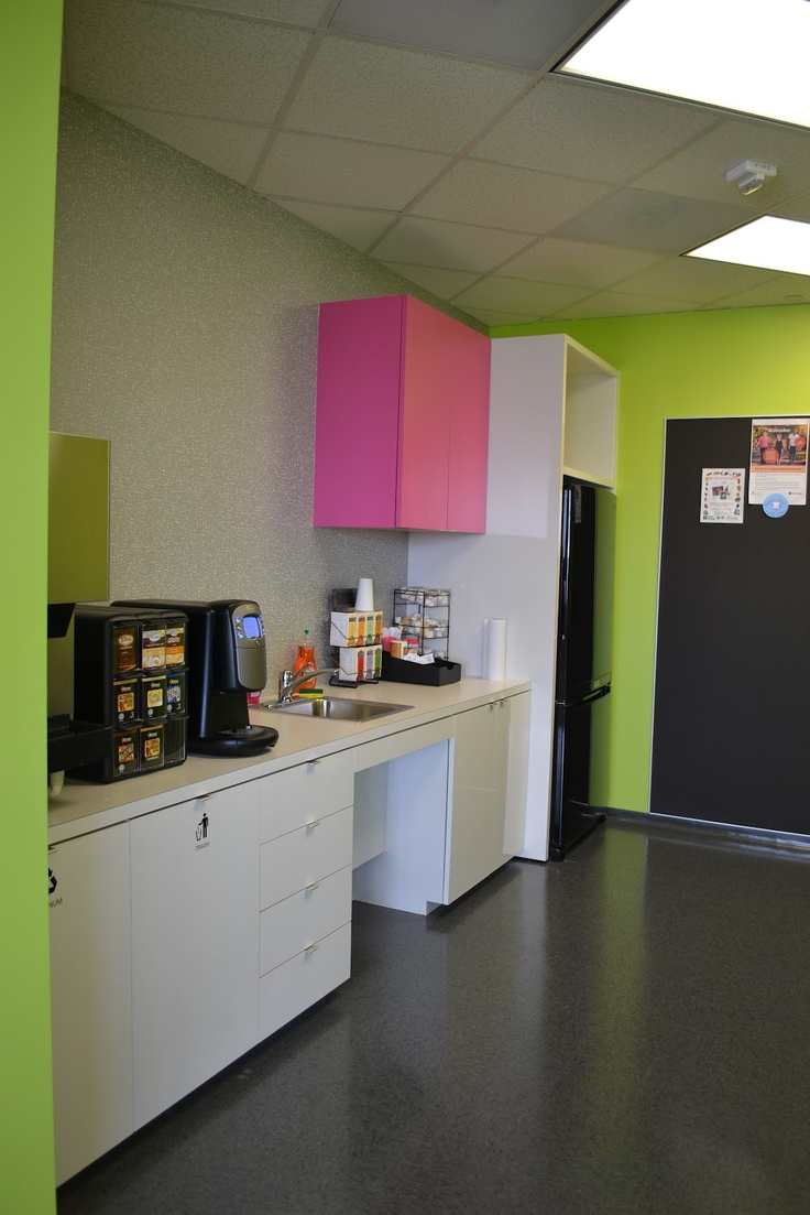 Office Break Room Ideas Design: 31 Best Images About Awesome Office Breakrooms On Pinterest