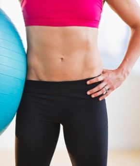 Abs Workout: 10 Crunch-Free Moves for a Flat Stomach - Shape Magazine