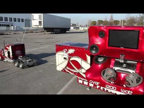 Peterbilt 359 RC 1:4 Super Sound Trailer.mp4 - YouTube | R ...