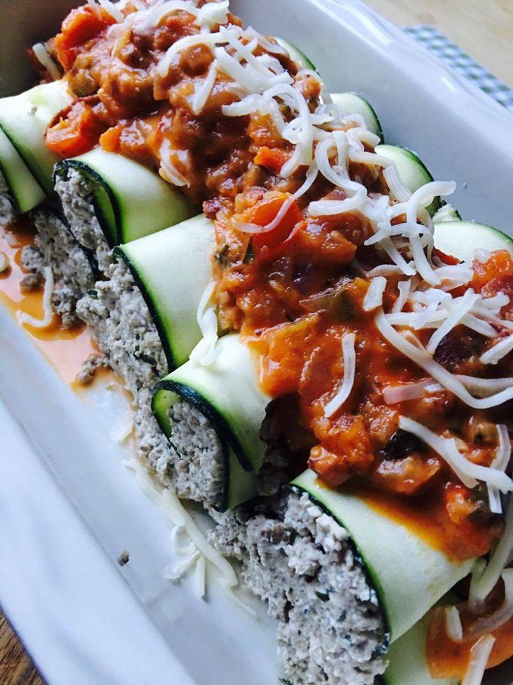 Schnelle rezepte mit hackfleisch und zucchini