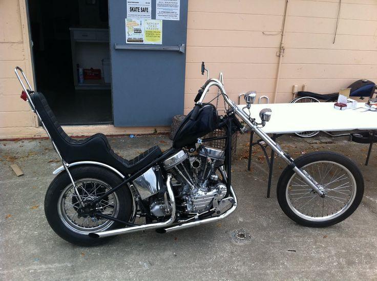 Panhead Chopper   Panhead Chopper for Sale $$