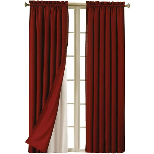 Walmart Blackout Curtain Liner Grommet Curtain Liners