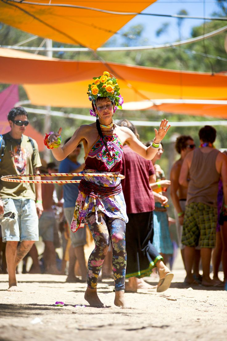 Rainbow Serpent Festival: Feel connected with the land as the Australian aboriginals have done for thousands of years through music, dance and art at the Rainbow Serpent Festival.