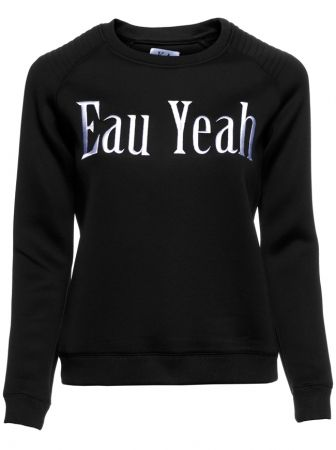 Eau Yeah Sweatshirt - Black