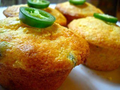 Jalapeno Cheddar Corn Muffins: Budget Byte, Side Dishes, Recipe, Jalapeno Cheddar, Cheddar Corn, Yummy Food, Food Yum, Jalapeño Cheddar, Corn Muffins