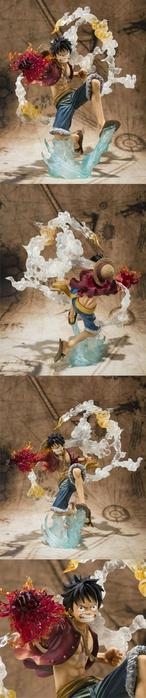 Figuarts Luffy Battle Version from Bluefin Tamashii Nations USA
