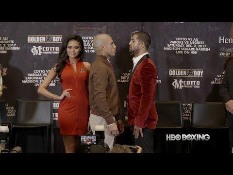 Cotto vs. Ali Press Conference Recap (HBO Boxing News)