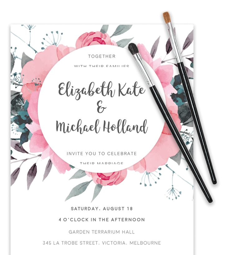 ✩✩Free Word Templates for Wedding Invitations✩✩
