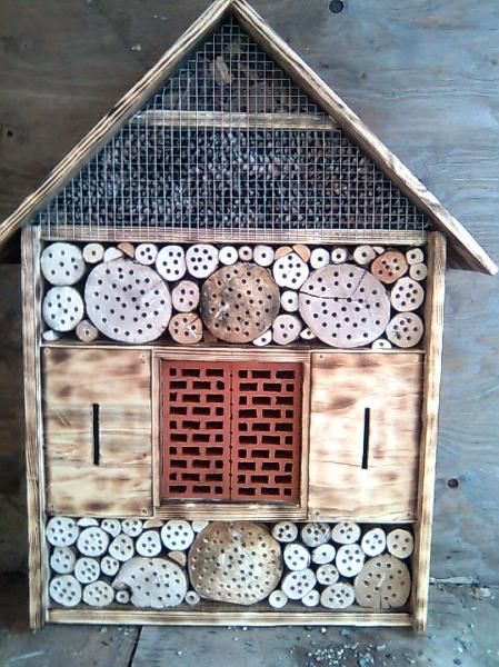 ber ideen zu insektenhotel kaufen auf pinterest. Black Bedroom Furniture Sets. Home Design Ideas