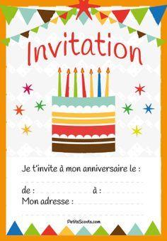 carte-invitation-anniversaire-enfant-gratuite