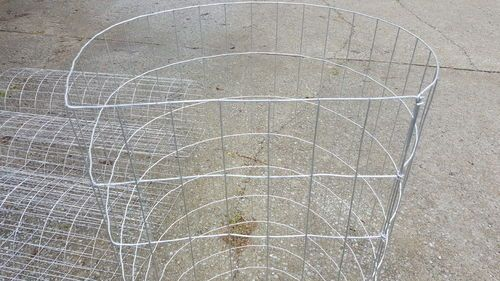 The ATF Chicken Dome - Creating an easily movable run enclosure for our chickens