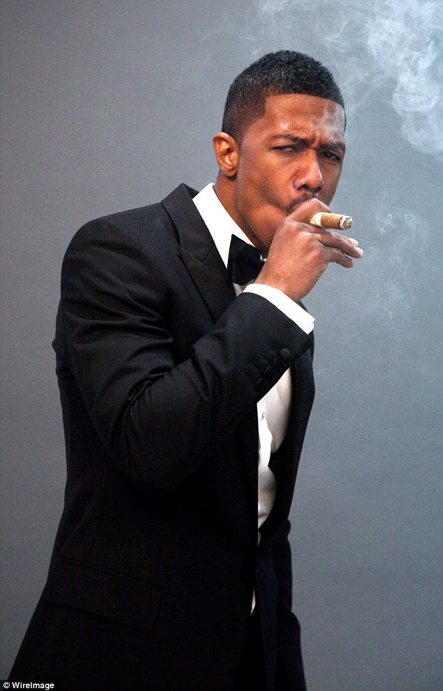 Nick Cannon Mohawk Fade Nick Cannon Short Hair Styles