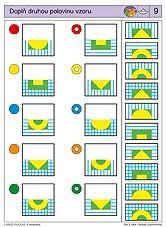 LOGICO PICCOLO | Skládej a porovnávej | Didaktické pomůcky a hračky - AMOSEK
